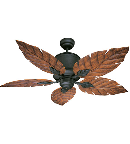 Savoy House Portico Ceiling Fan in Horseshoe Black 52-083-5WA-24 photo