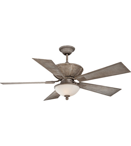 Savoy House 52-110-545-45 Danville 52 inch Aged Wood Outdoor Ceiling Fan photo