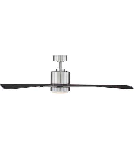 Savoy House 52-190-3CN-187 Amherst 52 inch Brushed Pewter with Chestnut Blades Ceiling Fan photo