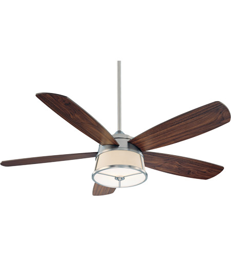 Savoy House San Remo 3 Light Ceiling Fan in Satin Nickel 52-252-5WA-SN photo