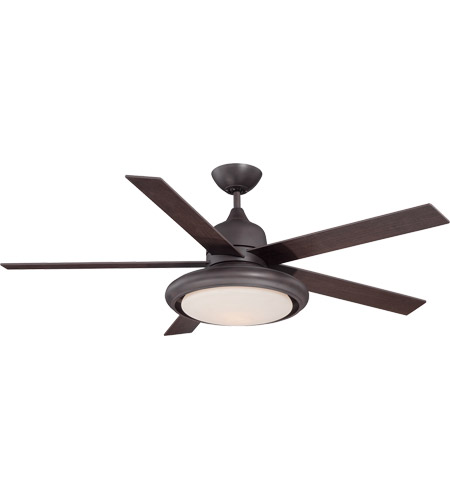 Savoy House 52-450-5CH-13 Bancroft 52 inch English Bronze with Chestnut Blades Ceiling Fan photo