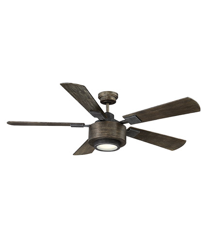 Savoy House 52 6000 5rw 196 Winchester Inch Reclaimed Wood Ceiling Fan