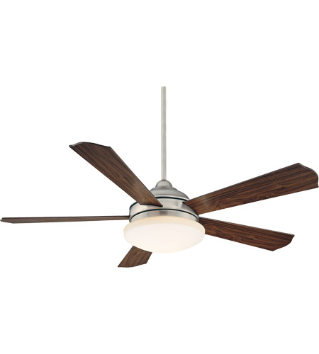 Savoy House 52-771-5BW-SN Britton 52 inch Satin Nickel with Beechwood Blades Ceiling Fan photo