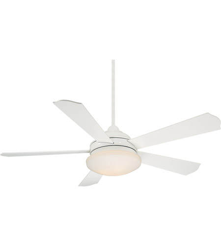 Savoy House Britton 3 Light Ceiling Fan in White 52-771-5WH-WH photo