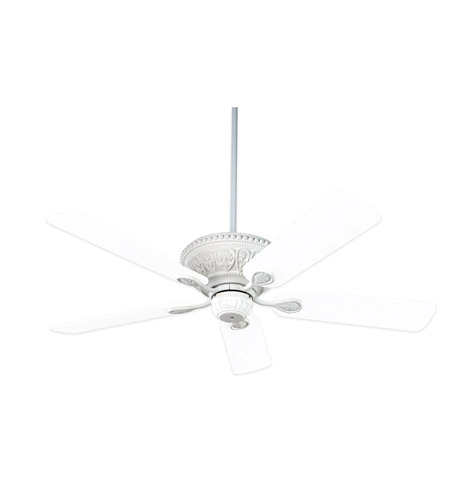 Savoy House Indigo 52 Inch Ceiling Fan in Textured White 52-850-5RV-TW