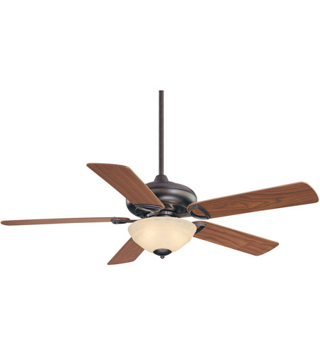 Savoy House Logan 3 Light All-In-One Fan in English Bronze 52-851-5RV-13 photo