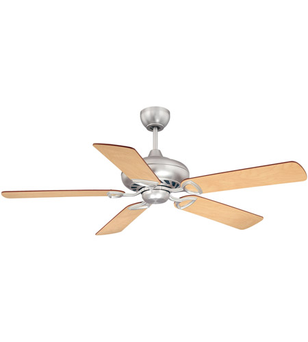 Savoy House San Pablo All-In-One Fan in Satin Nickel 52-860-5RV-SN photo