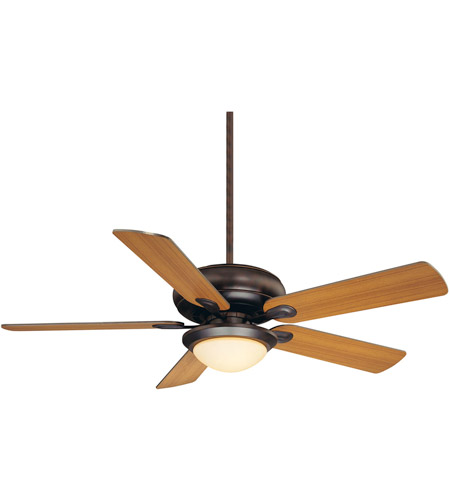 Savoy House 52-CDC-5RV-13 Sierra Madres 52 inch English Bronze with Walnut/Teak Blades Ceiling Fan photo
