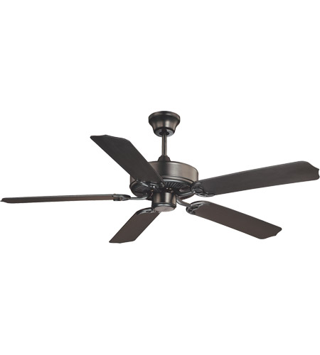 Savoy House 52-EOF-5MB-FB Nomad 52 inch Flat Black with Matte Black Blades Outdoor Ceiling Fan photo