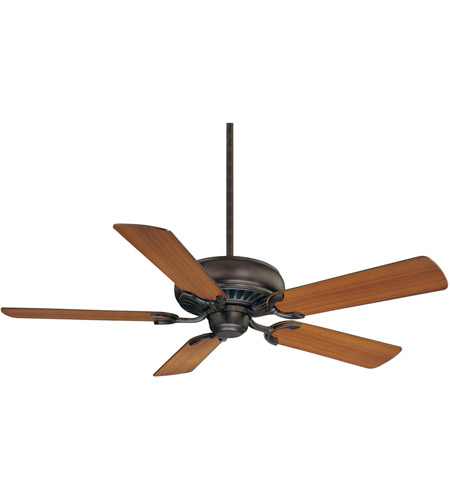 Savoy House 52-SGC-5RV-13 Pine Harbor 52 inch English Bronze with Walnut/Teak Blades Ceiling Fan photo