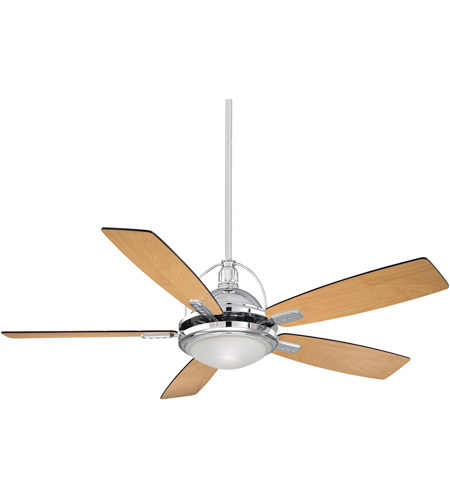 Savoy House Shasta 1 Light All-In-One Fan in Chrome 54-220-5RV-CH photo