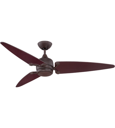 Savoy House Mistral 1 Light Ceiling Fan in Espresso 54-506-313-129 photo