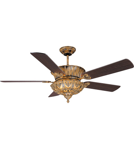 Savoy House Tuscan Iron The Coyaba 55in Indoor Ceiling Fan
