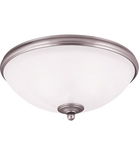 Savoy House Willoughby 3 Light Flush Mount in Pewter 6-5787-15-69