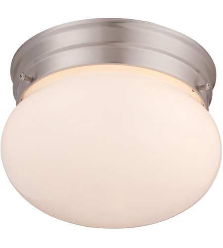 Savoy house 6 600 7 sn signature 1 light 8 inch satin nickel flush savoy house 6 600 7 sn signature 1 light 8 inch satin nickel mozeypictures Images