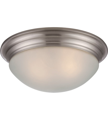Savoy House Signature 2 Light Flush Mount in Satin Nickel 6-782-13-SN photo