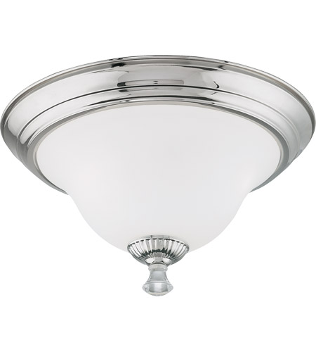 Savoy House Jemmy 3 Light Flush Mount in Polished Nickel 6-8004-15-109 photo