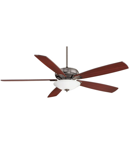 Savoy House Wind Star Ceiling Fan in Brushed Pewter (Light Kit Not Included) 68-227-5HK-187 photo