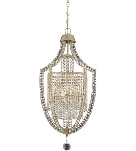 Savoy House Boutique 5 Light Mini Chandelier in Gold Dust 7-116-5-122 photo