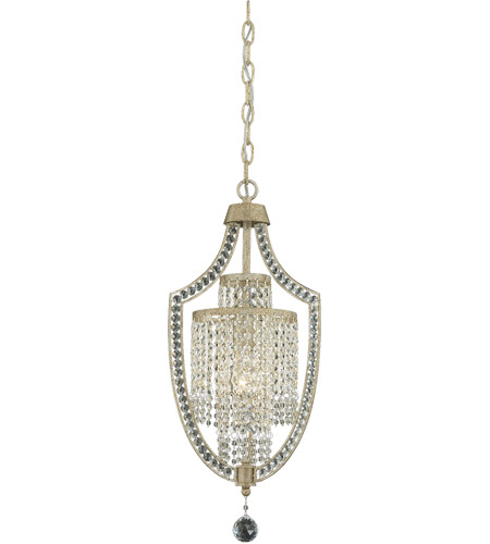 Savoy House Boutique 1 Light Mini Chandelier in Gold Dust 7-117-1-122 photo