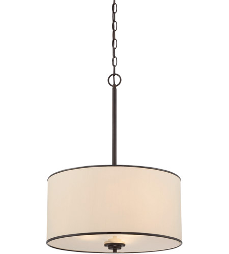Savoy House Grove 3 Light Pendant in English Bronze 7-1502-3-13