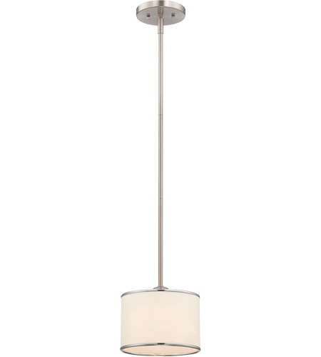 Savoy House Grove 1 Light Mini Pendant in Satin Nickel 7-1503-1-SN