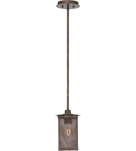 Savoy House Nouvel 1 Light Mini Pendant in Galaxy Bronze 7-2503-1-42