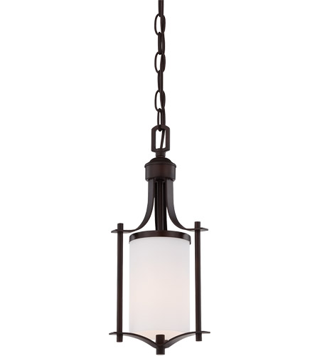 Savoy House Colton 1 Light Mini Pendant in English Bronze 7-336-1-13 photo
