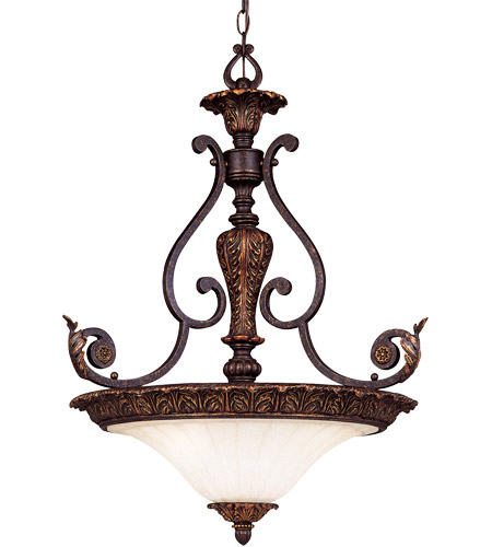 Savoy House Cordoba 3 Light Pendant in Antique Copper 7-4087-3-16 photo