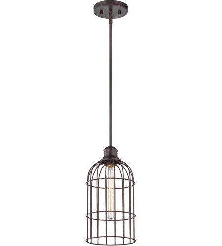 Savoy House Vintage Pendant 1 Light Mini Pendant in English Bronze 7-5062-1-13 photo