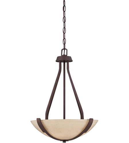 Savoy House Berkley 3 Light Pendant in Heritage Bronze 7-5437-3-117