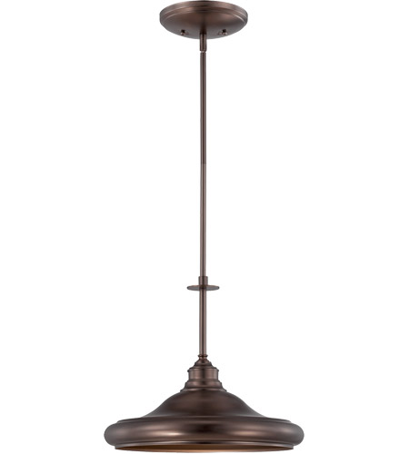 Savoy House Bancroft 1 Light Pendant in Oiled Burnished Bronze 7-5452-1-28