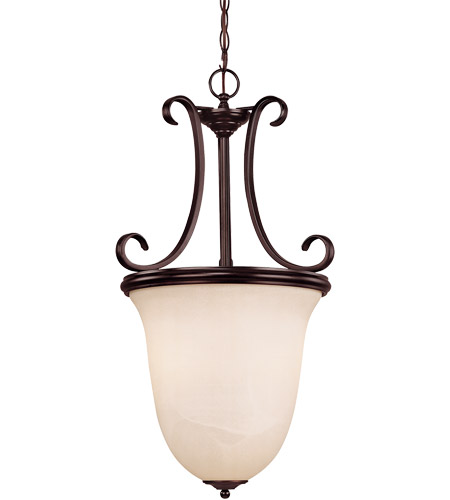 Savoy House 7-5786-2-13 Willoughby 2 Light 15 inch English Bronze Pendant Ceiling Light photo thumbnail