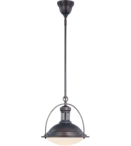 Savoy House Signature 1 Light Pendant in English Bronze 7-602-1-13