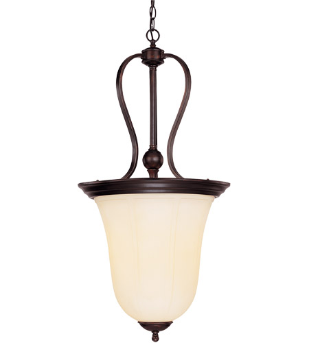 Savoy House Vanguard 3 Light Pendant in English Bronze 7-6920-3-13 photo