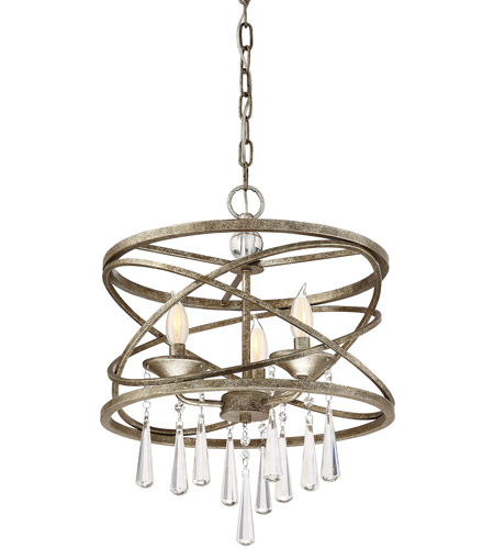 Savoy House 7-900-3-114 Trumbull 3 Light 16 inch Brittannia Gold Pendant Ceiling Light alternative photo thumbnail