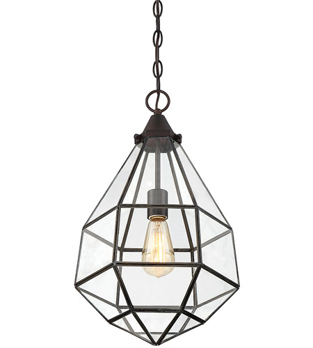 Savoy House 7-9016-1-13 Austen 1 Light 12 inch English Bronze Pendant Ceiling Light, Small alternative photo thumbnail