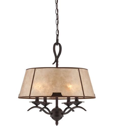 Savoy House Kennebec 4 Light Pendant in Slate 7-9623-4-25 photo