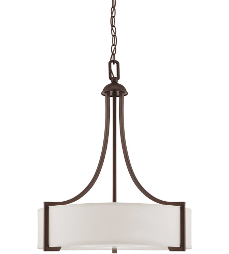 Savoy House Terrell 3 Light Pendant in English Bronze 7P-7216-3-13