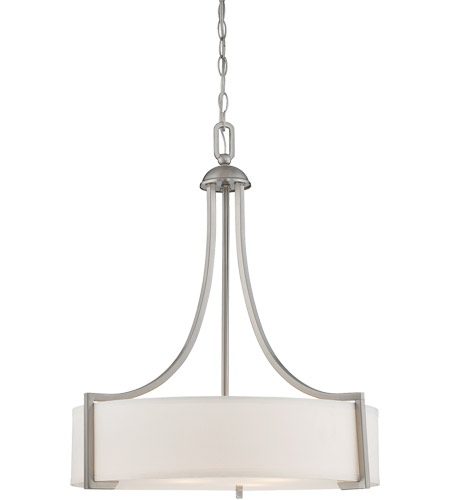 Savoy House Satin Nickel Metal Pendants