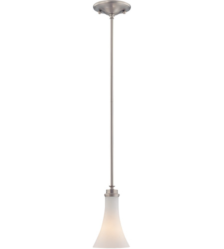 Savoy House Marcelina 1 Light Mini Pendant in Pewter 7P-966-1-69 photo