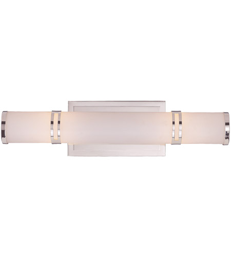 Savoy House Manhattan 2 Light Vanity Light in Polished Nickel 8-1029-2-109