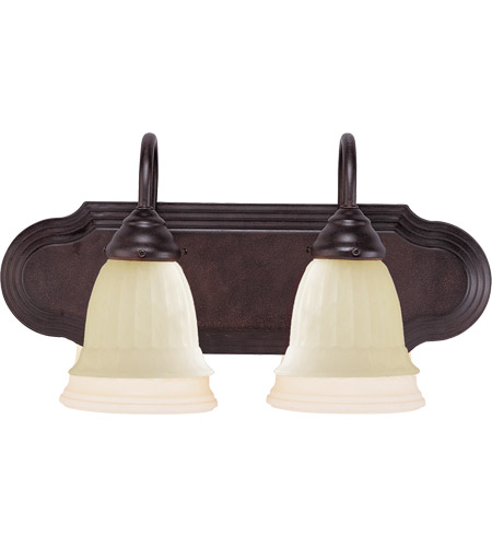 Savoy House 8-1079-2-13 Summergrove 2 Light 18 inch English Bronze Bath Bar Wall Light photo