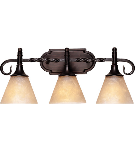 Savoy House 8-1683-3-13 Essex 3 Light 21 inch English Bronze Bath Bar Wall Light photo