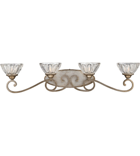 Savoy House Chantilly 4 Light Vanity Light in Andalusite 8-218-4-18 photo