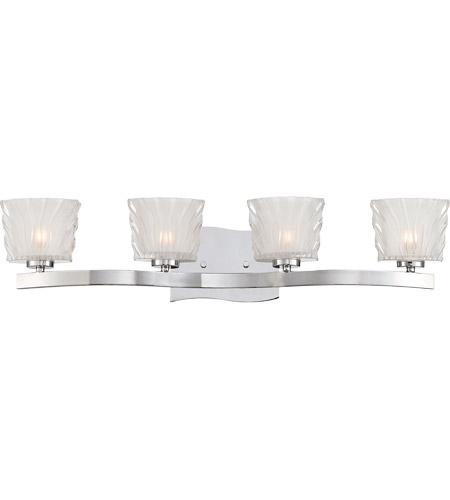 Savoy House Carina 4 Light Vanity Light in Chrome 8-236-4-CH