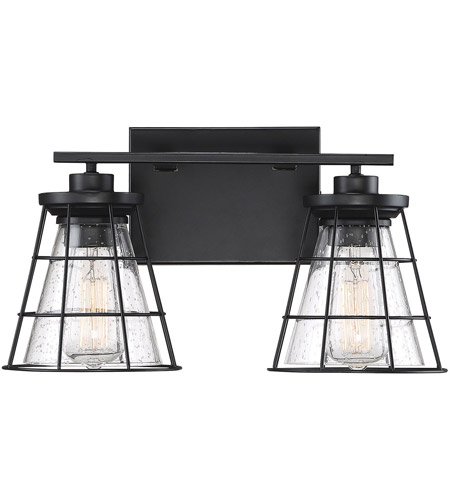Savoy House Black Bathroom Vanity Lights