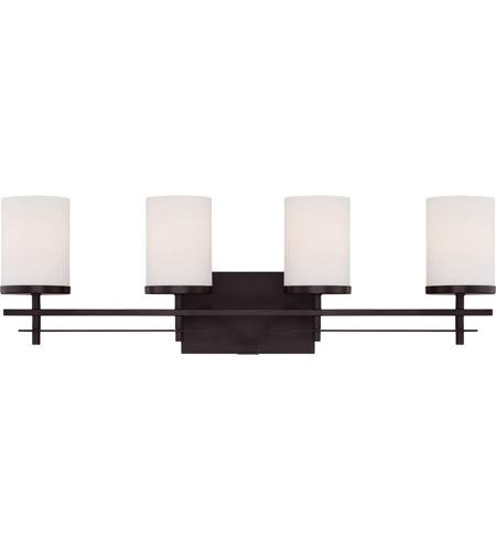 Savoy House Colton 4 Light Vanity Light in English Bronze 8-338-4-13