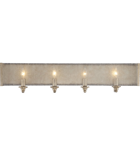 Savoy House 8-430-4-128 Chelsey 4 Light 32 inch Oxidized Silver Bath Bar Wall Light photo