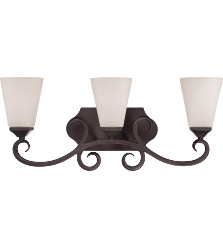 Savoy House 8-4375-3-129 Nayah 3 Light 23 inch Espresso Bath Bar Wall Light photo
